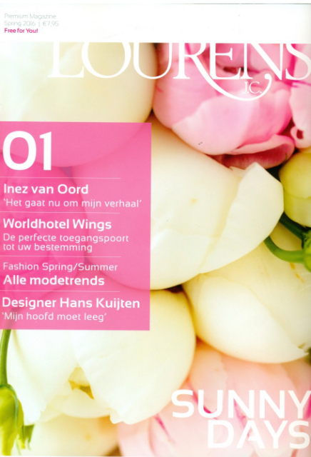 Lourens Magazine - april 2016
